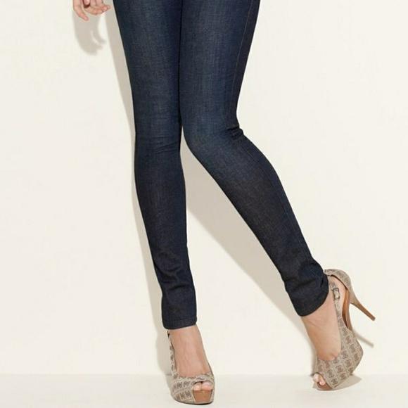 Guess Denim - G U E S S Brittney Skinny Jeans Sz 3